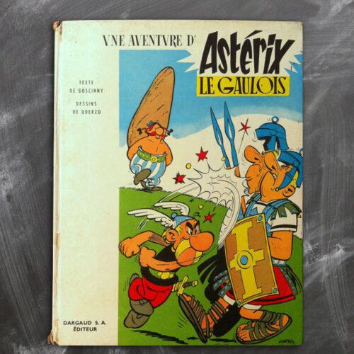 ASTÉRIX LE GAULOIS DE 1961 DE GOSCINNY ET UDERZO