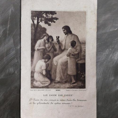 CANIVET LE DON DE DIEU DE 1923