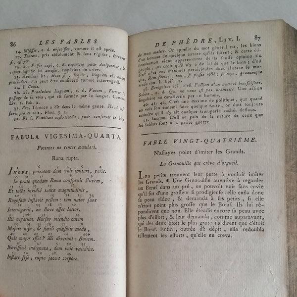 FABLES DE PHÈDRE DE 1796 3