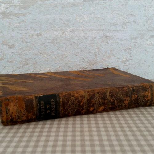FABLES DE PHÈDRE DE 1796