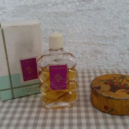 FLACON DE PARFUM FLORAMYE