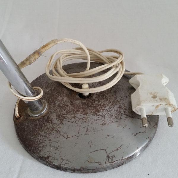 LAMPE DE BUREAU ARTICULÉE EN ALU BROSSÉ 3