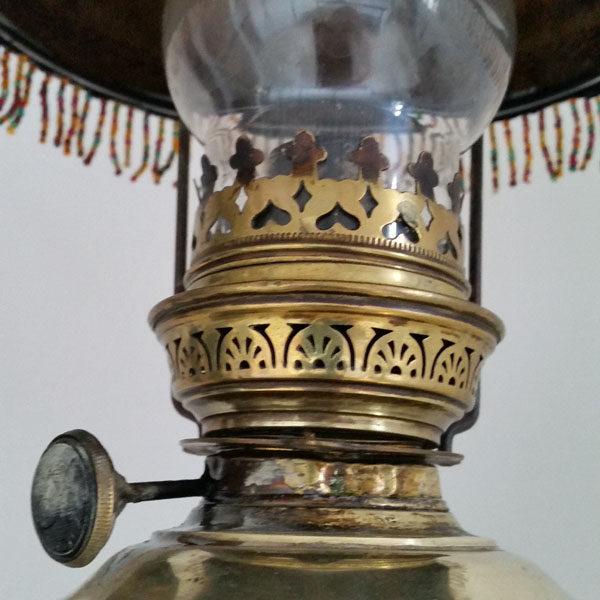 LAMPE PARISIENNE DES ANNÉES 20 2