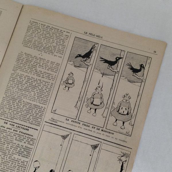 REVUE LE PÊLE-MÊLE 1909 ET 1910 3