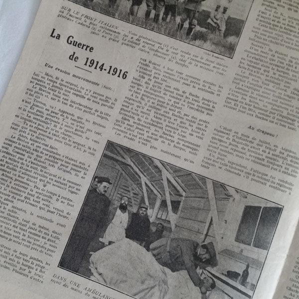 REVUE L'ILLUSTRÉ NATIONAL NUMÉRO 73 3