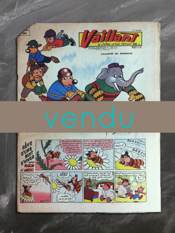 VAILLANT LE JOURNAL LE PLUS CAPTIVANT