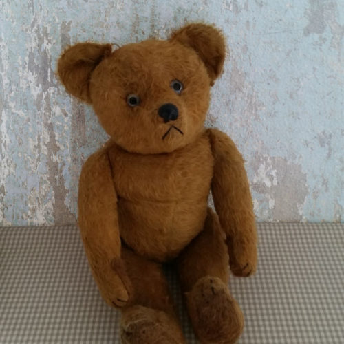 OURS EN PELUCHE ANCIEN DE COLLECTION