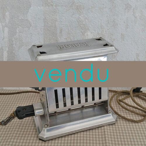 Grille pain toaster Calor ancien