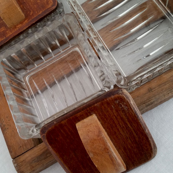 Serviteur plateau apéritif vintage 2