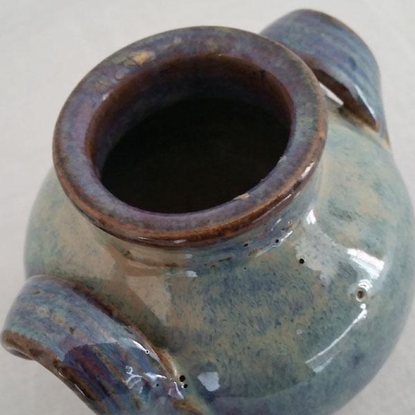 Petit vase en terre vernissée 2