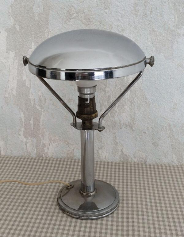 Lampe champignon années 50