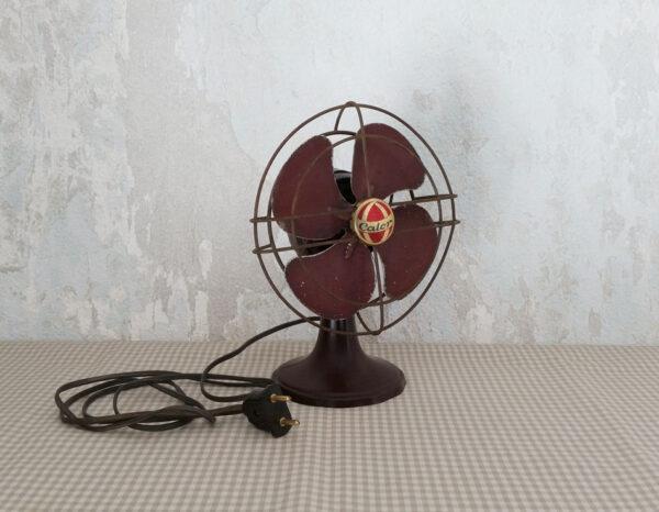 Ventilateur Calor bakélite ancien