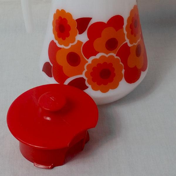 Cafetière et tasses Arcopal Lotus 2