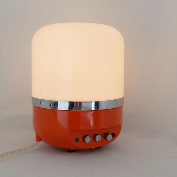 Lampe radio Europhon années 70 2