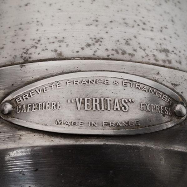 Cafetière Veritas express ancienne 2